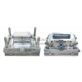 Plastic Basket Mould 01