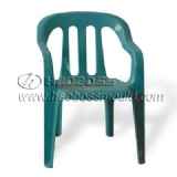 Plastic Chair Mould 07