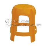Plastic Stool Mould 07