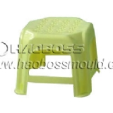 Plastic Stool Mould 08